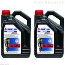 MOTUL MARINE ENGINE OIL 4T 5L  102083