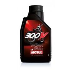 MOTUL 300V FACTORY LINE 4T 15W-60 1L  104137