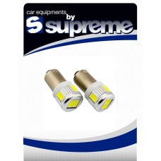 LED pirn BA9s  2tk  (1320)
