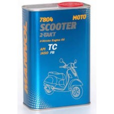 Mannol 2-takt Scooter 1L  7805