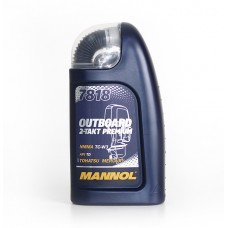 MANNOL OUTBOARD 2-takt premium 1L (7818)