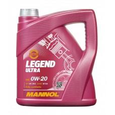 MANNOL 7918 LEGEND ULTRA 0W-20 4.L
