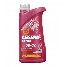 MANNOL 7919 LEGEND EXTRA 0W-30 1.L