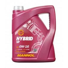 MANNOL 7920 HYBRID SP 0W-16  5.L