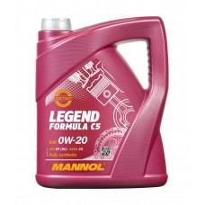 MANNOL 7921 LEGEND FORMULA C5 0W-20 5.L